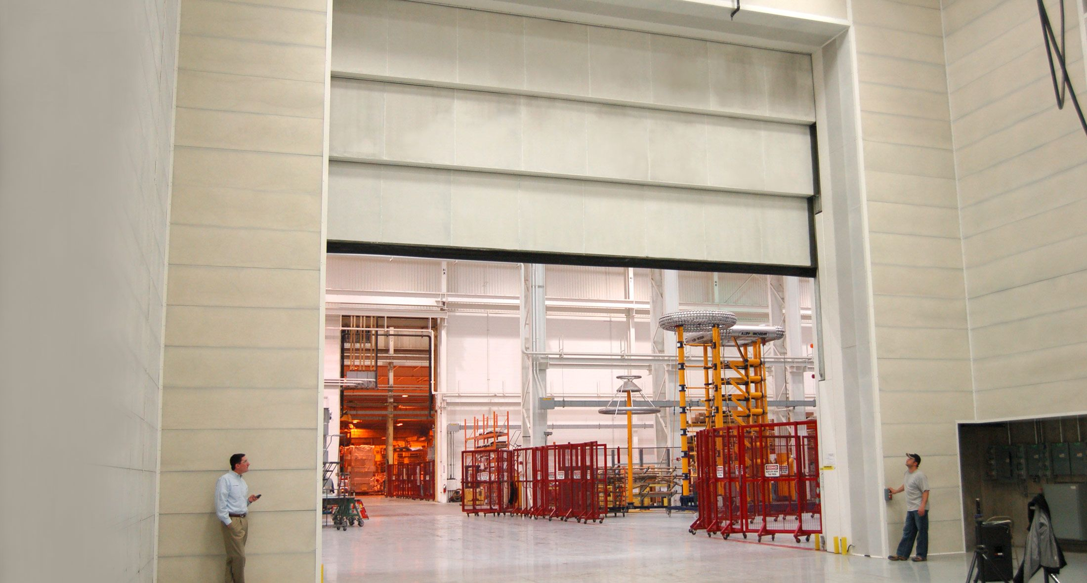 Industrial and Architectural doors